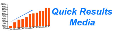 Quick Results Media Logo